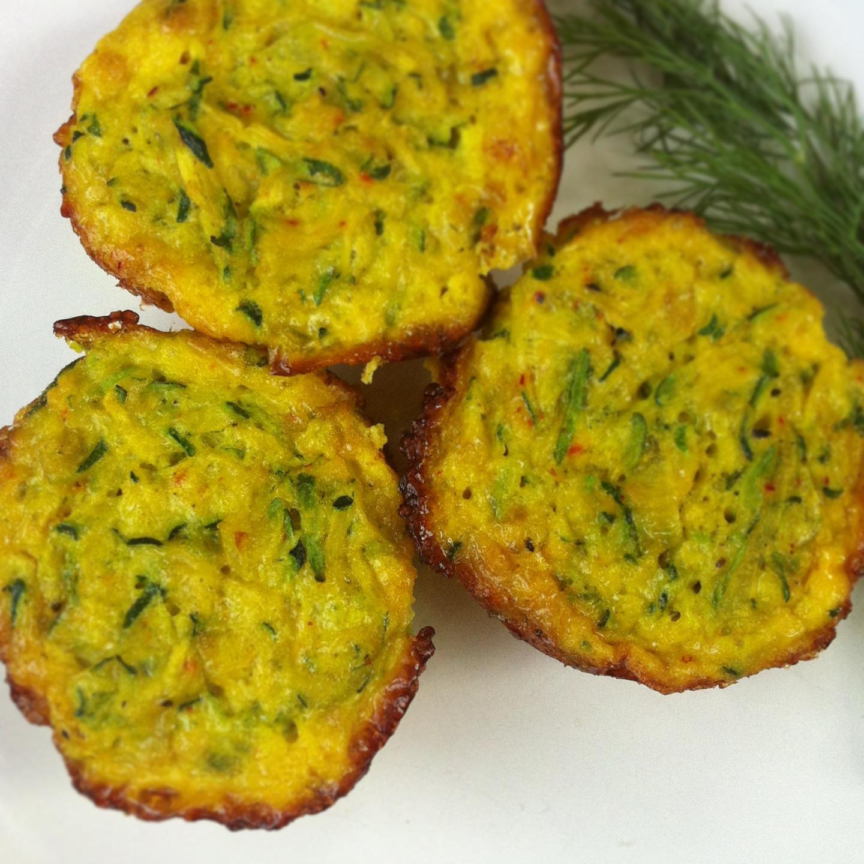 cauliflower and potato persian zucchini frittata kuku sabzi persian ...